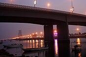 جسر في مدينة رأس الخيمة