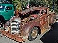 Rat Rod Pickup, Vet Car Show, CA 10-14 (15460596292).jpg