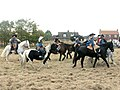 Re-enactment - The Siege of Bolingbroke Castle - geograph.org.uk - 1780715.jpg