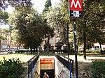 Re di Roma Metro linea A Station in 2018.01.jpg