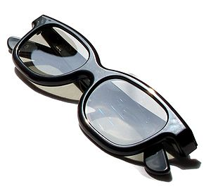 Stereopsis recovery - Although stereoblind, Bridgeman used polarized glasses in a 3D cinema and could suddenly see in 3D.