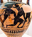 Recalling the Acheloos Painter - ABV 371 140 - Herakles and Kyknos - athletes with flautist - Roma MNEVG 50450 - 04.jpg