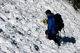 avalanche deutsch
