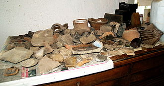 Karanovo culture - On site artefacts
