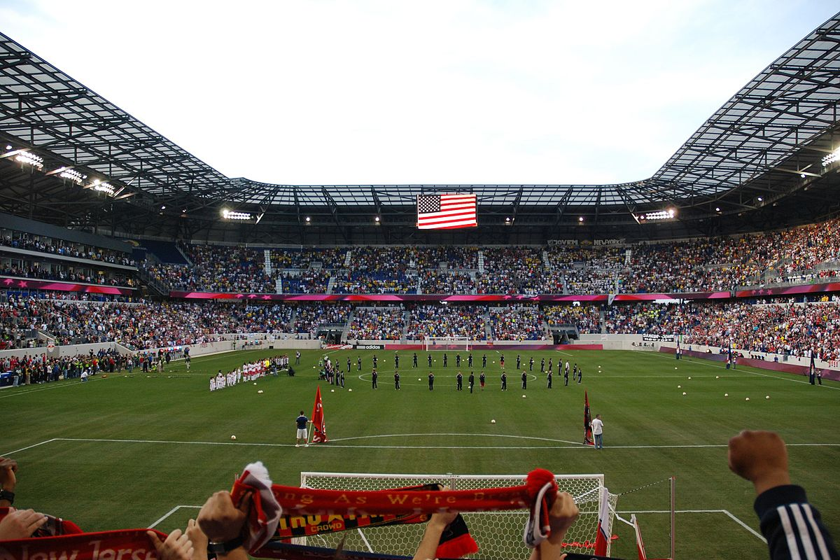 5aae0e61ccd Red Bull Arena (New Jersey) - Wikipedia