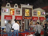 Red Light District booth at AVN Adult Entertainment Expo 2008.jpg