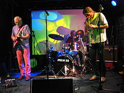 Red Square live at Klub Kakofanney, Oxford, UK 2011.jpg
