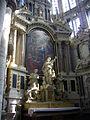 Redon - église Saint-Sauveur, maître-autel (05).JPG