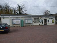Reedham station building.JPG