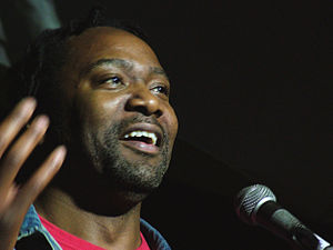 Reginald D. Hunter - Hunter in 2006
