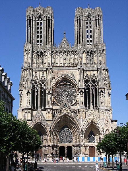 see: Cathedral of Notre Dame de Reims