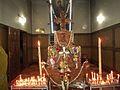 Relics of Parumala Thirumeni in Thumpamon Valiya Pally.jpg