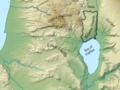 Relief map of Ramat Korazim.png