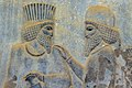 Reliefs in Persepolis نگاره های تخت جمشید 25.jpg