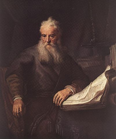 File:Rembrandt - Apostle Paul - WGA19120.jpg