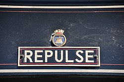 Repulse at Haverthwaite railway station (6568).jpg