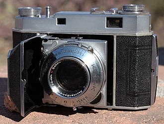 Kodak Retina - Kodak Retina II (Type 014) 1949-1950