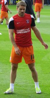 Rhoys Wiggins British footballer