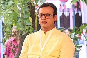Riaz (actor) - Riaz at Dhaka Lit Fest 2017