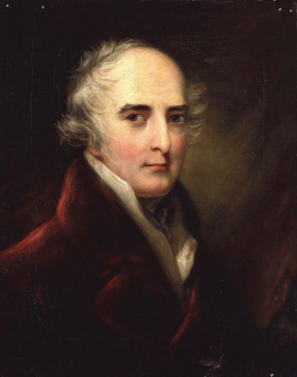 Richard Colley Wellesley, Marquess Wellesley by John Philip Davis (%27Pope%27 Davis)