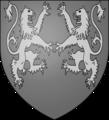 Richard I of England Arms bw.png