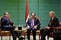 Rick Perry meets with Tarek El-Molla in Cairo.jpg