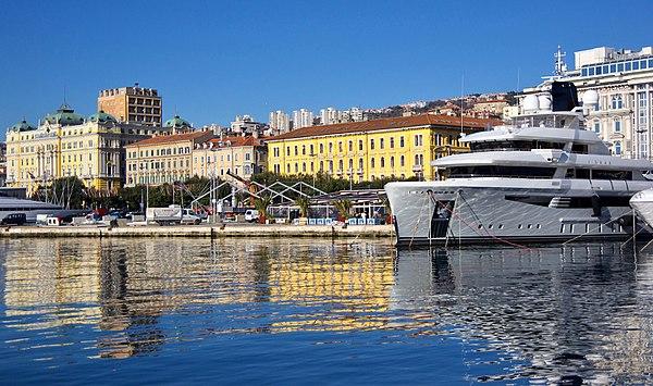 Pictures of Rijeka