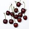 Ripe Cherry (Prunus avium) in Hungary.jpg