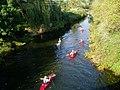 River Beult from Yalding Bridge - geograph.org.uk - 66015.jpg