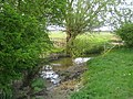 River Ray near Prune Farm Cottages - geograph.org.uk - 486476.jpg