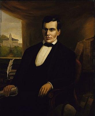 Robert S. Duncanson - Image: Robert Duncanson Portrait Freeman Cary c 1856