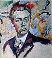 Robert Delaunay, Selbstporträt 1905-1906.jpg
