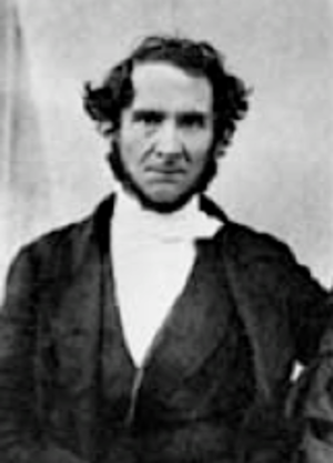 Robert Terrill Rundle - Robert Terrill Rundle, circa 1860