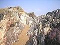 Rocks, Llanddwyn. - geograph.org.uk - 383832.jpg