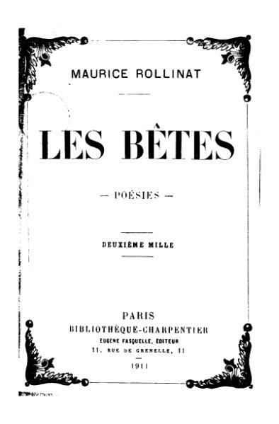File:Rollinat - Les Bêtes, 1911.djvu