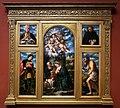 Romanino, altare della natività, 1524 ca., da s. alessandro a brescia 01.jpg