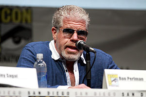 Payday 2 - Ron Perlman voiced and portrayed the heister Rust
