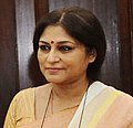 Roopa Ganguly at a Swearing-in Ceremony, at Parliament House, in New Delhi (cropped).jpg
