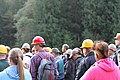 Rosemary Anderson High School Goes to Marmot Dam (8055047322).jpg
