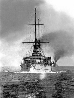 Russian battleship Rostislav - Image: Rostislav 1895 1917a