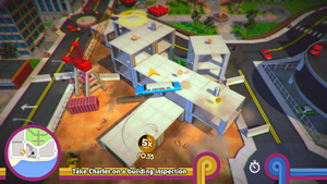 Roundabout (video game) - Image: Roundabout Screenshot 02