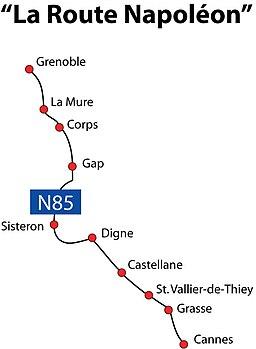 דרך נפוליאון