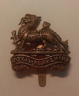 Royal Berkshire Regiment