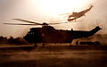 Royal Navy Sea King Helicopters in Afghanistan MOD 45156094.jpg