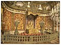 Royal bedroom, Herrenchiemsee Castle, Upper Bavaria, Germany-LCCN2002696225.jpg