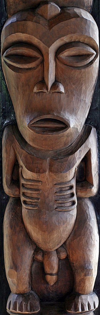 Te Aupōuri - Ruanui, an ancestor of Te Aupōuri