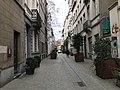Rue Keyenveld-Keienveldstraat, vue en décembre 2019.jpg