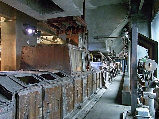 Ruhrmuseum,Ebene-6, Geschichte (Zeche Zollverein, Essen)