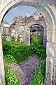 Ruine Hohen Urach; Hofküche mit Stuben und Kammern des Nordflüges (Palas) (7575117162).jpg