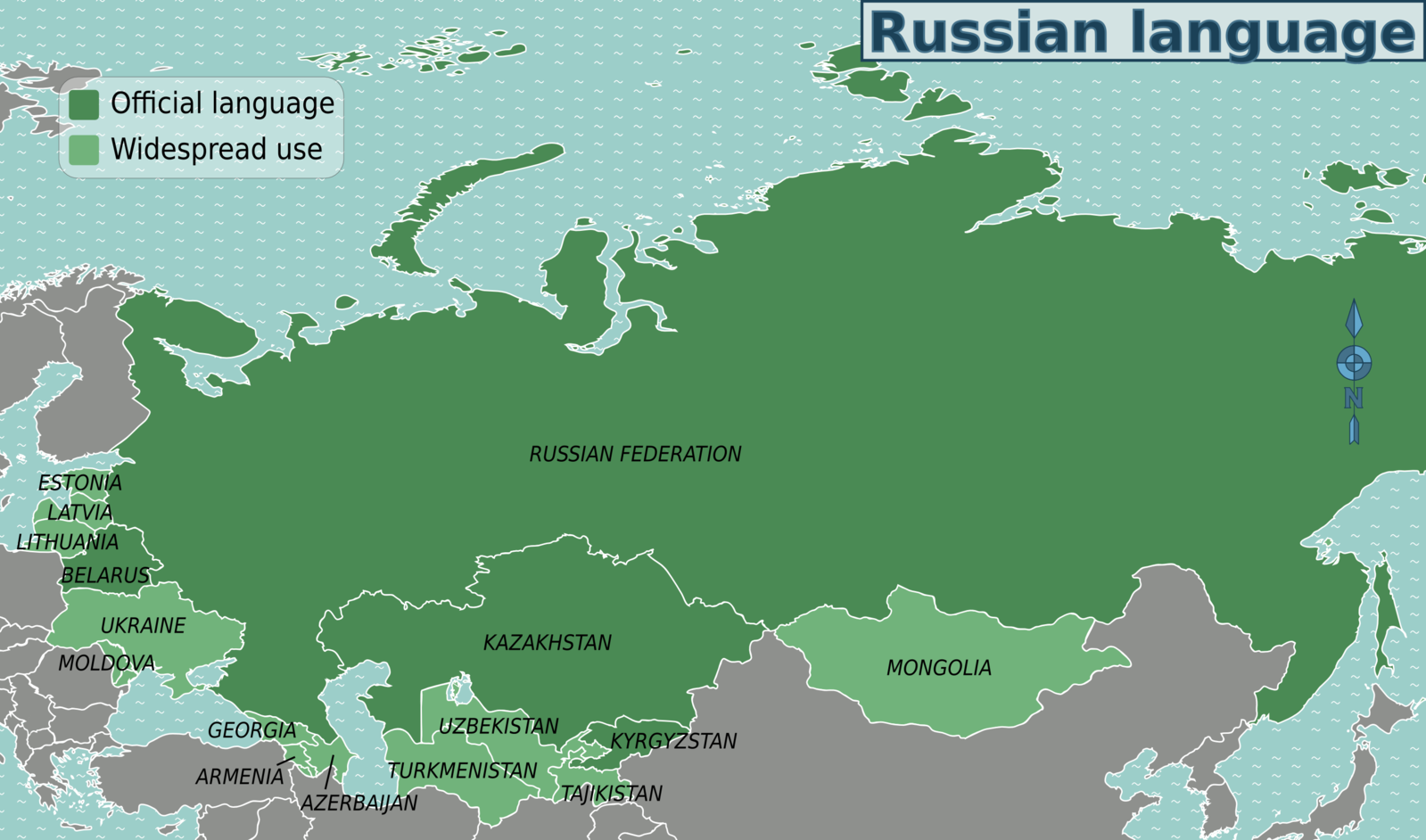 russian language Russian language study is a foray into careers as diverse as speech pathology, comparative literature, and international trade, and it has the potential to open doors to regions of the world you may never have considered before.